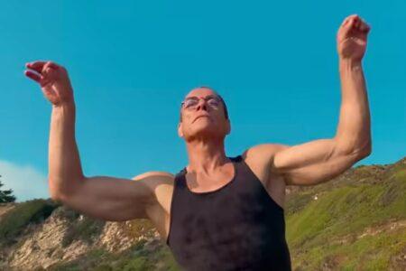Jean-Claude Van Damme pokazao zavidne mišiće u spotu koji je režirala njegova kćerka