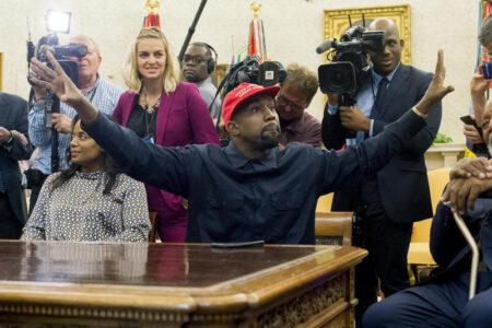 Kanye West uložio 6,8 miliona dolara u predsjedničku kampanju