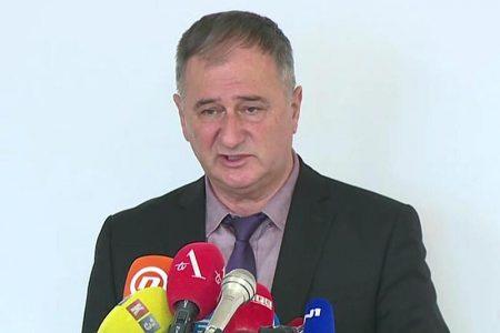 Lagumdžija nakon smjene Gordane Tadić govorio o izboru njenog nasljednika