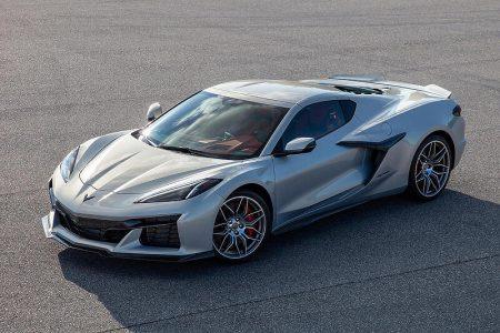 Chevrolet podgrijava atmosferu uoči predstavljanja Corvette Z06