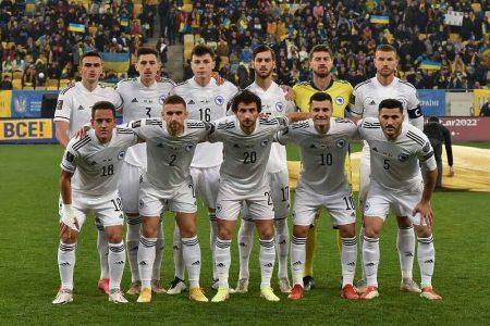 Zmajevi napredovali za jednu poziciju na FIFA rang listi