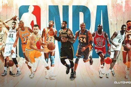 NBA objavila spisak 76 legendi, među njima samo šest koji nisu iz Amerike