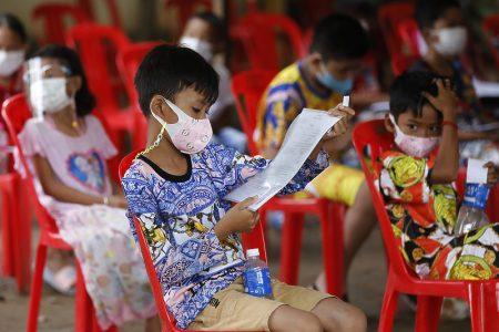 Kina će vakcinisati djecu od tri do 11 godina protiv koronavirusa
