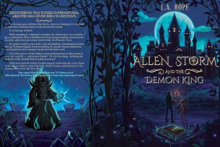 """U Tuzli u četvrtak promocija knjige """"Allen Storm i Kralj demona"""""""